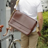 BROOKS(ブルックス) ショルダーバッグ【BROOKS BARBICAN HARD LEATHER BAG】