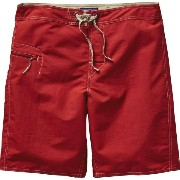 パタゴニア Patagonia メンズ 水着 ボトムのみ【Solid Wavefarer Board Short】Classic Red