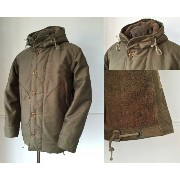 "COLIMBO(コリンボ)アウター【ご予約受付中】 DECK OFFICER`S OVER-COAT""OBSERVER PARKA ""【smtb-k】【kb】"