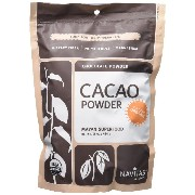 Navitas Naturals Organic Raw Cacao Powder, 16-Ounce Pouches (Pack of 2) [並行輸入品]