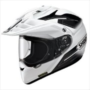 S-HADV-SEEK-TC6-XL【税込】 SHOEI オフロードヘルメット(TC-6(WHITE/BLACK))[XL] HORNET ADV SEEKER [SHADVSEEKTC6XL]【返品種別A...