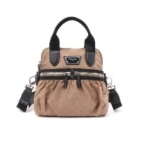 <russet for Traveller>コンパクトトートバッグ【ラシット/russet】