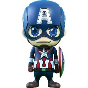 ホットトイズ Hot Toys おもちゃ 【Hot Toys Captian America Avengers Age of Ultron Cosbaby Series 1 4 inches Vinyl Figure 】