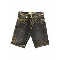 【SALE】BORN FLY GOLD DENIM SHORT
