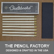 HESTER & COOK The pencil factory チョークボードペンシルセット ☆ 10P01Oct16 【 おしゃれ プレゼント ギフト ステーショ...