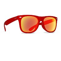 DOT DASH(ドットダッシュ) ae217d06-red サングラス KERFUFFLE/RED/Red/Red Chrome/AE217D06 日本正規品