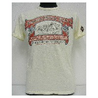 Johnson Motors(ジョンソンモータース)Made in U.S.A.[Motorcycle Outfitters] 半袖Tシャツ!