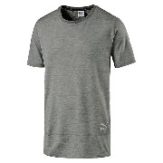 プーマ EVO TEE メンズ Medium Gray Heather
