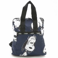 【30%OFF】LeSportsac 8240 G073 SNOOPY FUN スヌーピー エブリデイ バックパック EVERYDAY BACKPACK 2WAY リュックサック ハンド...