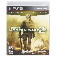 NEW COD: Modern Warfare 2 PS3 (Videogame Software) (輸入版)