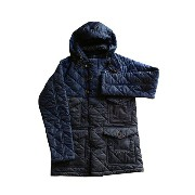NIGEL CABOURN ナイジェルケーボン 16-17A/W ラベンハムコラボ QUILTED CAMERAMAN JACKET NAVY