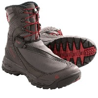 バスク Vasque メンズ シューズ・靴 スノーブーツ【Arrowhead Snow Boots - Waterproof, Insulated】Magnet/Chili Pepper