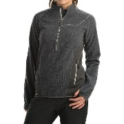 ラスポルティバ La Sportiva レディース トップス シャツ【Stardust Pullover Jacket - Polartec Thermal Pro, Zip Neck】Grey