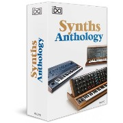 UVI ソフトウェア音源 Synths Anthology