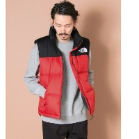 UR THE NORTH FACE NUPTSE VEST【アーバンリサーチ/URBAN RESEARCH】