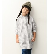 DOORS FORK&SPOON Gingham Pullover ONE-PIECE(KIDS)【アーバンリサーチ/URBAN RESEARCH】
