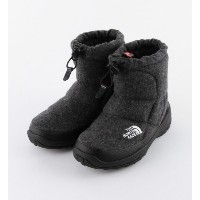 NORTH FACE:Nuptse bootie short【シップス/SHIPS】
