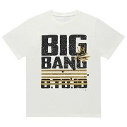 BIGBANG 10 THE CONCERT : 0.TO.10 IN JAPAN 公式グッズ Tシャツ 白 (Mサイズ)