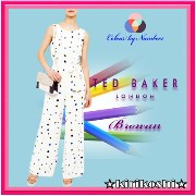 ☆TED BAKER★New Collection★水玉オールインワン★送料込♪ TED BAKER(テッドベイカー ) バイマ BUYMA