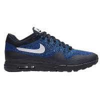 (取寄)ナイキ レディース エア マックス 1 ウルトラ Nike Women's Air Max 1 Ultra Dark Obsidian White Racer Blue Photo Blue