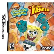 SpongeBob SquarePants The Yellow Avenger (輸入版:北米) DS
