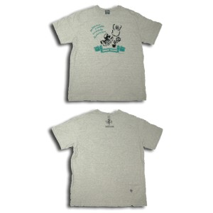 THE KING OF GAMES【G&W Green House-Tシャツ(GY)】
