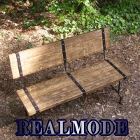 REALMODE STEELBELT Series ガーデニングチェアー chair1200