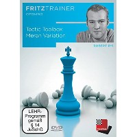Tactic Toolbox Meran Variation: Fritztrainer: interaktives Video-Schachtraining