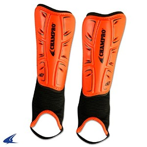 Champro d2 High Impact Molded Shin Guards L