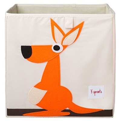 3 Sprouts Storage Box Kangaroo (並行輸入)