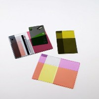 """Colours series """"C""""カードケース 【カードケース】【透明】【クリア】【新生活】【名刺入れ】【定期入れ】"""