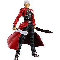 figma Fate/stay night アーチャー ノンスケール ABS&PVC製 塗装済み可動フィギュア 再販分