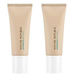[韓国 Nature Republic] Nature Republic Super OriginコラーゲンBBクリーム 防水 45 g SPF 46 PA +++ 1+1 (Nature...