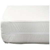 Sultan's Linens King Size Zippered Vinyl Mattress Cover by Sultan's Linens