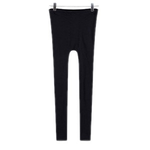 (キュミオ) QeMIO 女性 妊婦 レギンス 冬コーデ 裏起毛 Women's Winter Pregnant Stocking Thickening Velvet Casual Leggings