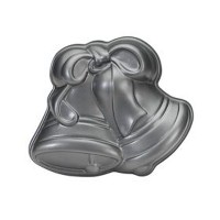 Nordic Ware Twin Bells Classic Baking Mold by Nordic Ware
