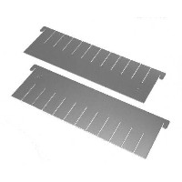 Alan Silverwood Extra Dividers for 12 x 4 Multisize Cake Pan by Silverwood
