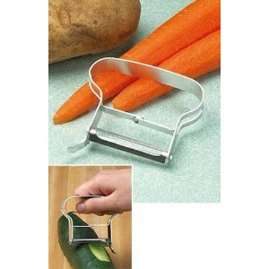 Feemster's Miracle Peeler Vegetable Fruit Potato - Kitchen Tools & Gadgets by Kitchen Tools