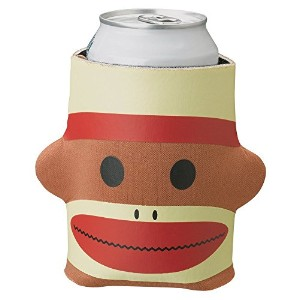 Patch Products Sock Monkey Cozy Cup [並行輸入品]