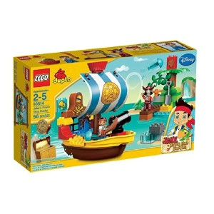 LEGO: DUPLO Jake - Pirate Ship Bucky - 10514 レゴ デュプロ