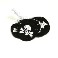 Fun Express Felt Pirate Eye Patches 1 Dozen by Fun Express [並行輸入品]