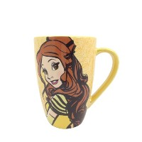 Disney Parks Exclusive Belle Beauty and the Beast Mornings Coffee Mug by Disney