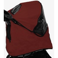 Pet Gear PG8350RPWC Weather Cover for Gen2 AT3 All Terrain Stroller