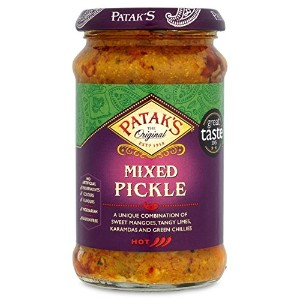 Patak's Original Mixed Pickle 6 x 283g