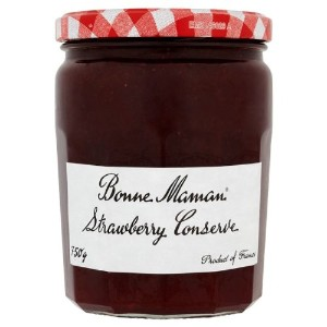 Bonne Maman Strawberry Conserve 1 x 750gm