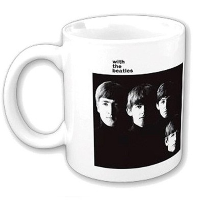 The Beatles Mug, With The Beatles