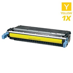 AZ サプライ c Re-Manufactured リプレイスメント Toner Cartridge for Canon 86 (C9732A) イエロー for use in Canon LBP...