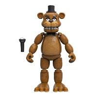 [ファンコ]Funko Five Nights at Freddy's Articulated Freddy Action Figure, 5 8846