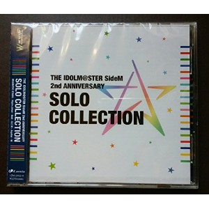 ...THE IDOLM@STER SideM 2nd ANNIVERSARY SOLO COLLECTION CD