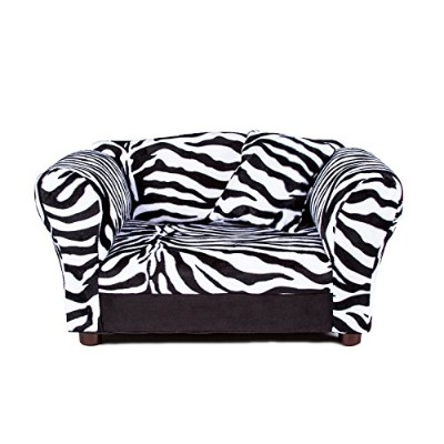 Mini Sofa Zebra Pet bed by Keet